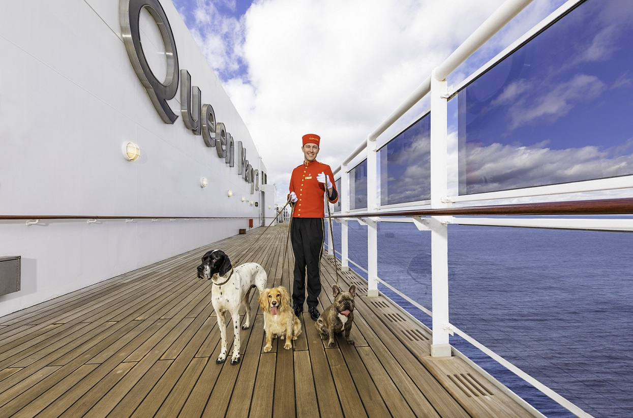 alternative cruises - pets on a cruise